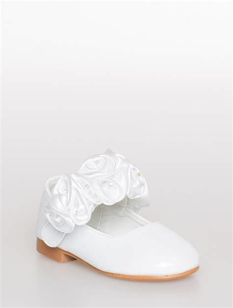 wedding shoes for flower white shoe flower shoes bridesmaid shoes 1113