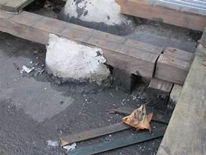 Plot Terrasse Beton : terrasse lambourde plot beton id es de ~ Edinachiropracticcenter.com Idées de Décoration