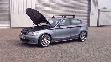 BMW 1er E87 M3 V8 Motor 440 PS Tachovideo 0-275 km/h TJ ...