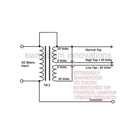 how to design an autotransformer