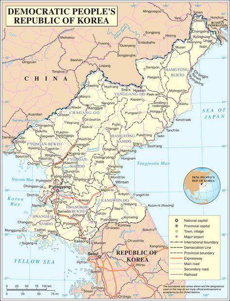 Geography Of North Korea Wikipedia