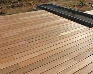 Terrasse Bois Exotique : terrasse bois composite 32 m2 ~ Melissatoandfro.com Idées de Décoration