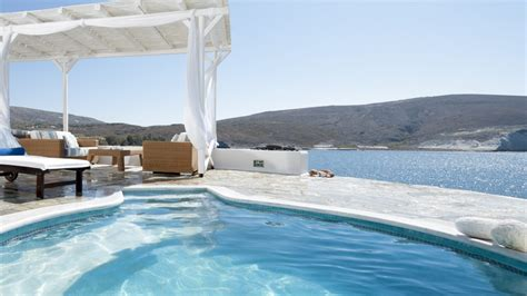 Melian Boutique Hotel And Spa Luxury Hotel In Milos