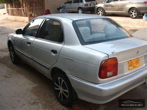 old car manuals online 2002 suzuki esteem parking system suzuki baleno sport 2003 for sale in hyderabad pakwheels