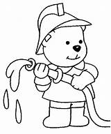 Firefighters Coloring Pages Print sketch template
