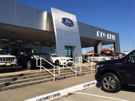 Mac Haik Ford   De Soto : DeSoto, TX 75115 Car Dealership