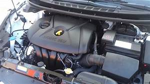 New Hyundai Elantra Sedan Engine Bay Review