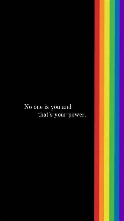 Pride Lgbtq Aesthetic Wallpapers Rainbow Mobile Iphone