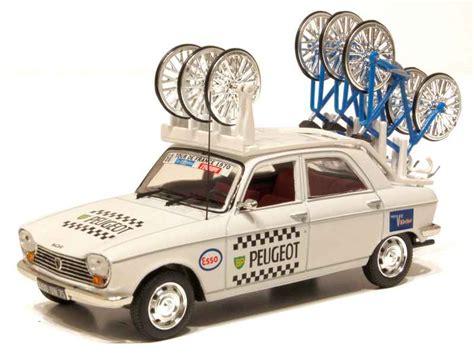 Peugeot - 204 Berline Tour de France Cycliste 1970 - Norev ...
