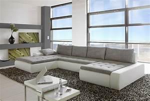 Le canape d39angle pour votre salon for Tapis de couloir avec canapé d angle destockage
