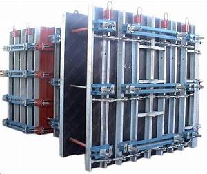 Steel-frame Plywood Formwork - 118 - aoyu (China