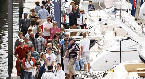 Boat Show Opening Hours by Jersey Boat Show 2014 Quay Boats