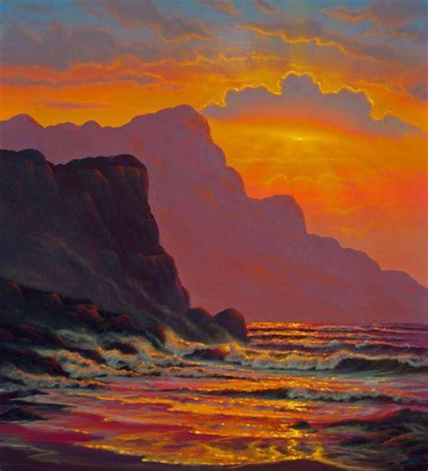 hawaiian seascape   christian riese lassen