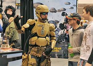 Which Sci-Fi Armor Is the Military's Fancy New Battle Suit ...