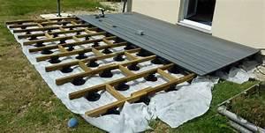 Lame De Terrasse Composite Pas Cher : terrasse composite pas cher ~ Edinachiropracticcenter.com Idées de Décoration