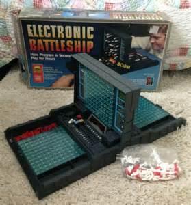 Vintage Electronic Battleship Game