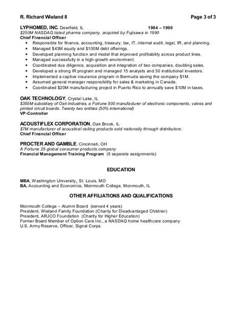 1 resume 2014