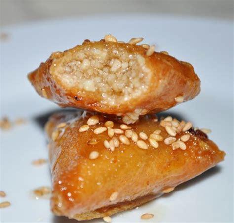 les recettes de la cuisine de asmaa briouates aux amandes les recettes de la cuisine de asmaa