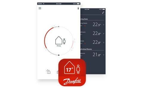 Danfoss Link App Application Mobile Danfoss Link App Danfoss Home Retail