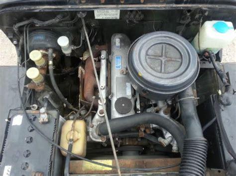 sell   mitsubishi jeep  cj  cj cj diesel