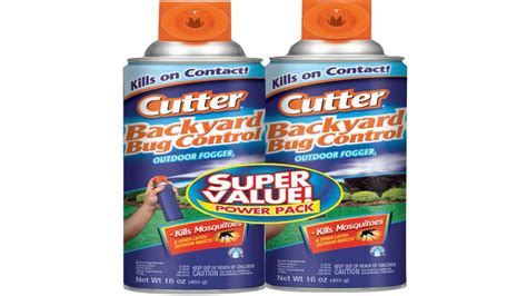 Cutter Backyard Bug Control Outdoor Fogger Hg 95704 Pack