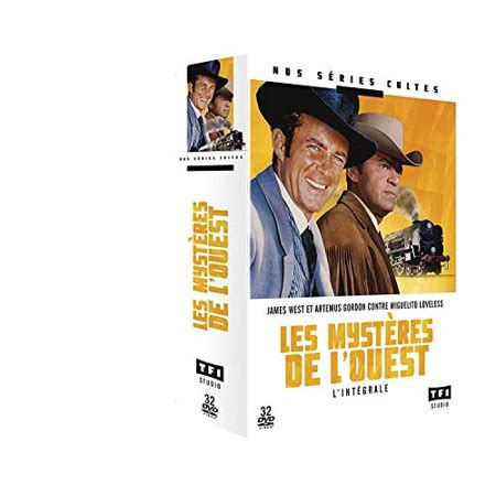 wild west series dvd complete france non box pal reg import usa format