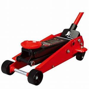 big red 3 ton steel floor jack t83002 the home depot With floor jack failure