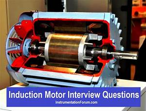 Induction Motor Questions And Answers