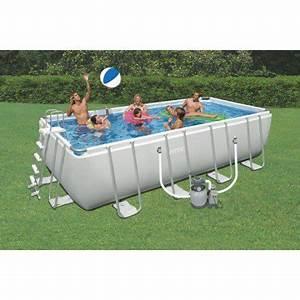 Piscine Hors Sol 4x2 : piscine acier 4x2 ~ Melissatoandfro.com Idées de Décoration