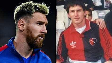 lionel messi pushing  clause  contract allowing