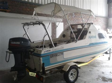 Cabin Boats Western Cape by Crusader Cabin Boat Cathedral Hull For Sale In George