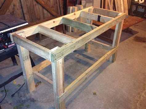 how to make a work table pdf plans designs a wooden work bench download corner