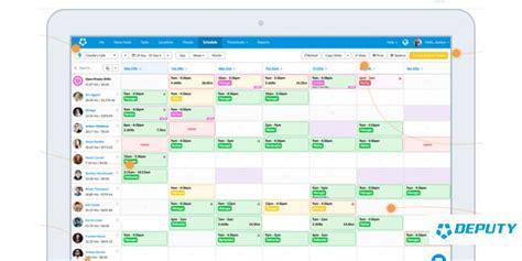employee scheduling software   comparison