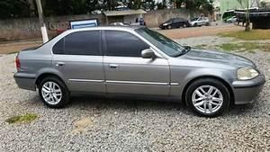 Honda Civic Sedan Lx 1 6 16v  Aut  2000  2000 - Sal U00e3o Do Carro