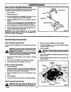 Murray 42583x9a User Manual Lawn Mower 16 5 H P  42