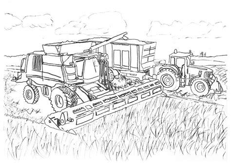 Ausmalbilder traktor mit frontlader genial 40 ausmalbilder. Ausmalbilder Landwirtschaft | Tractor coloring pages ...