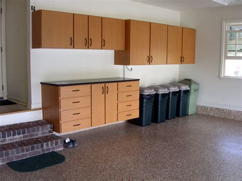 installing kitchen cabinets in garage cabinets