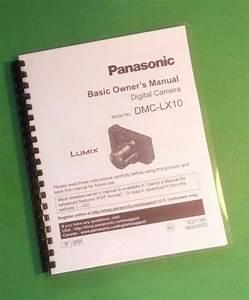 Laser 8 5x11 Panasonic Dmc