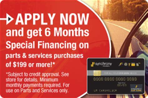 Carcareone  Auto Repair Financing In Eureka, Ca
