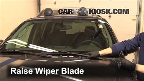 car repair manuals download 2011 nissan xterra windshield wipe control front wiper blade change nissan xterra 2005 2015 2011 nissan xterra s 4 0l v6