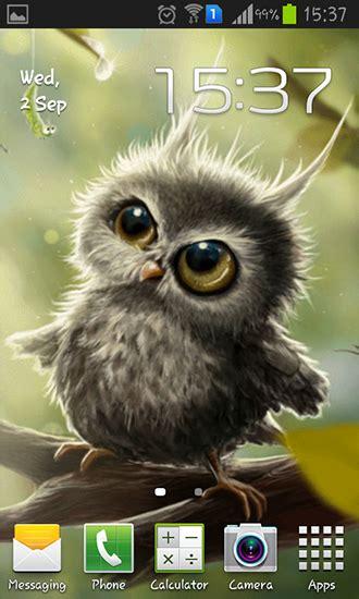 descargar owl chick  android gratis el fondo de