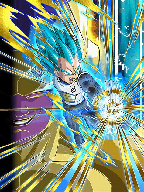 burning fury super saiyan god ss vegeta dragon ball