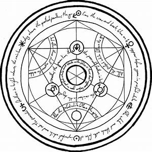 Human Transmutation Circle Draft 1 by GiveMeMoonlight on ...