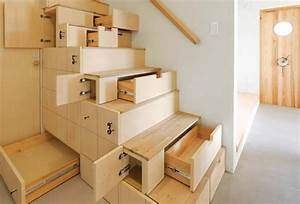 10 Clever Stairs Storage Ideas