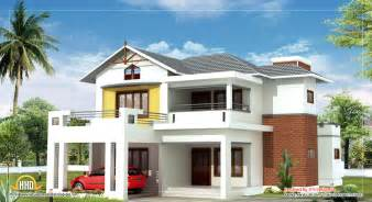 two house designs beautiful 2 home 2470 sq ft kerala home design and floor plans