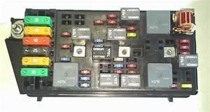 03-04 Corvette C5 Under Hood Fuse Box Panel 10316193