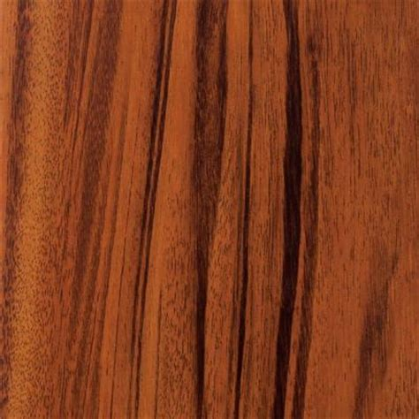 Tigerwood Hardwood Flooring Home Depot by Home Legend Tigerwood 5 8 In Thick X 5 In Wide X