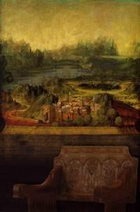 Mona, Lisa, Backgrounds