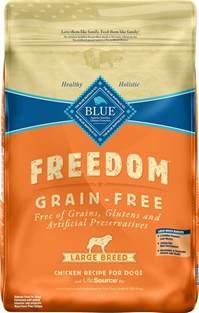 blue buffalo cat food reviews blue buffalo freedom large breed chicken recipe