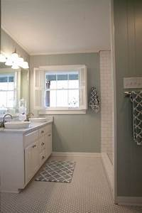as seen on hgtv39s fixer upper bathroom ideas pinterest With color of tiles for bathroom